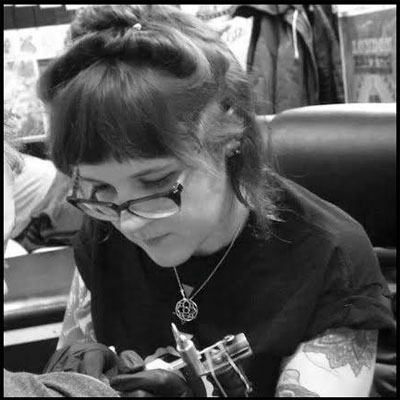 Sarah Tattoo Artist